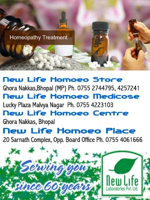 New Life Homoeopathy